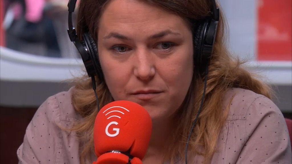 """Lucía, en la radio: """"Renuncio a la apuesta que hice con mi madre; la he perdido"""""""