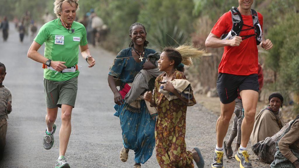 ¡Todo el mundo corre en Etiopía!