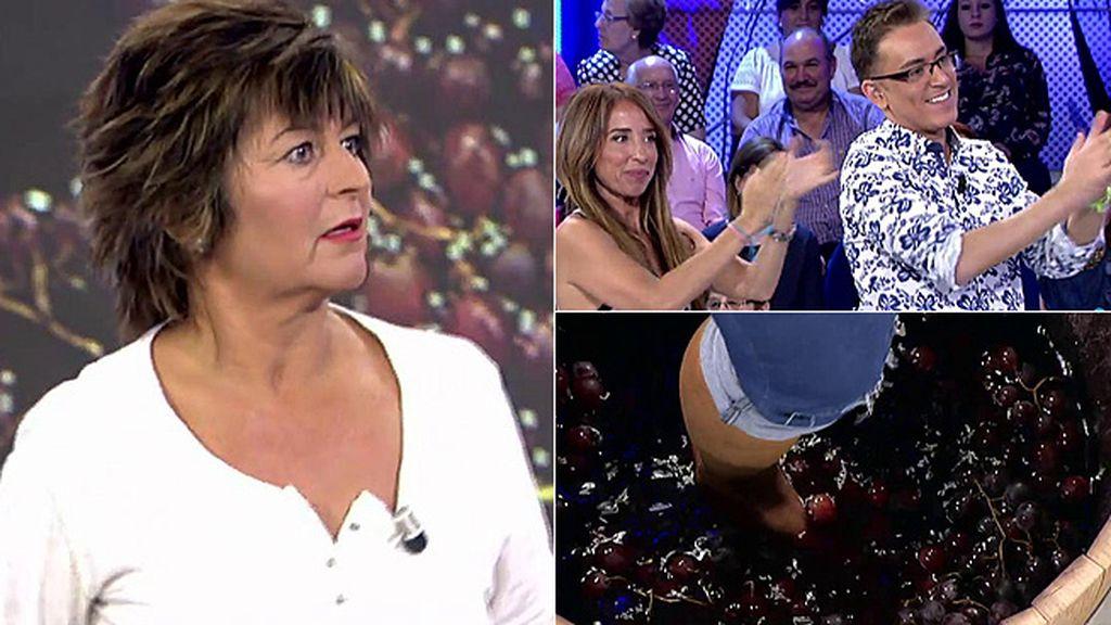 """Mari Carmen, a Mila Ximénez: """"Estoy por ti en la calle, me chafaste el concurso, pero estoy dispuesta a perdonarte"""""""