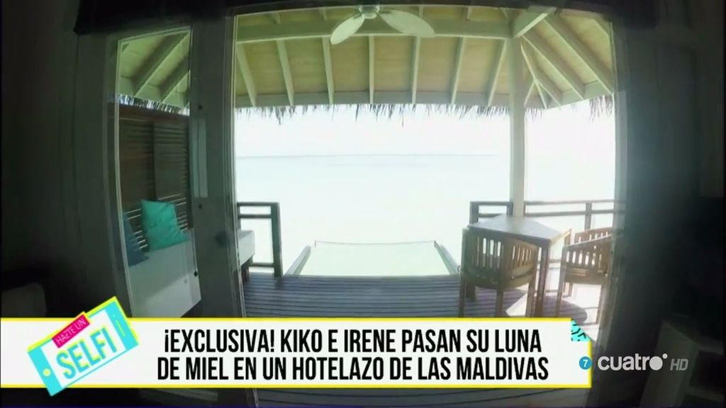 Así es el lujoso resort de Kiko Rivera e Irene Rosales en las Maldivas