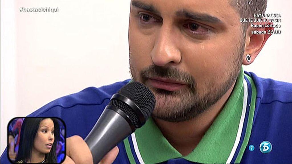 """Borja: """"Me siento solo, necesitaba que alguien me escuchase, que hablase conmigo"""""""
