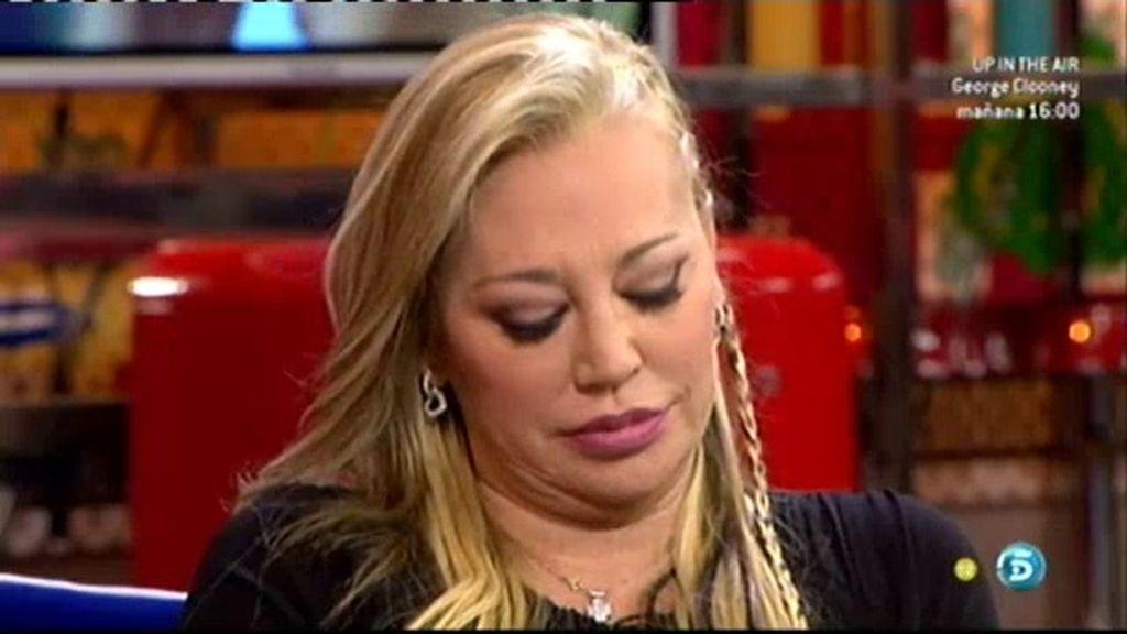 """Belen Esteban: """"Rosa Benito está tan mal que no se reconoce ni a sí misma"""""""