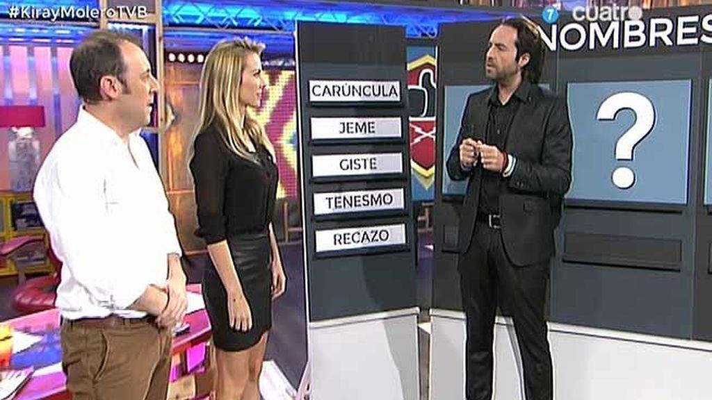 """Iker Jiménez y los nombres misteriosos: """"Kira Miró…pero, ¿qué miró?"""""""