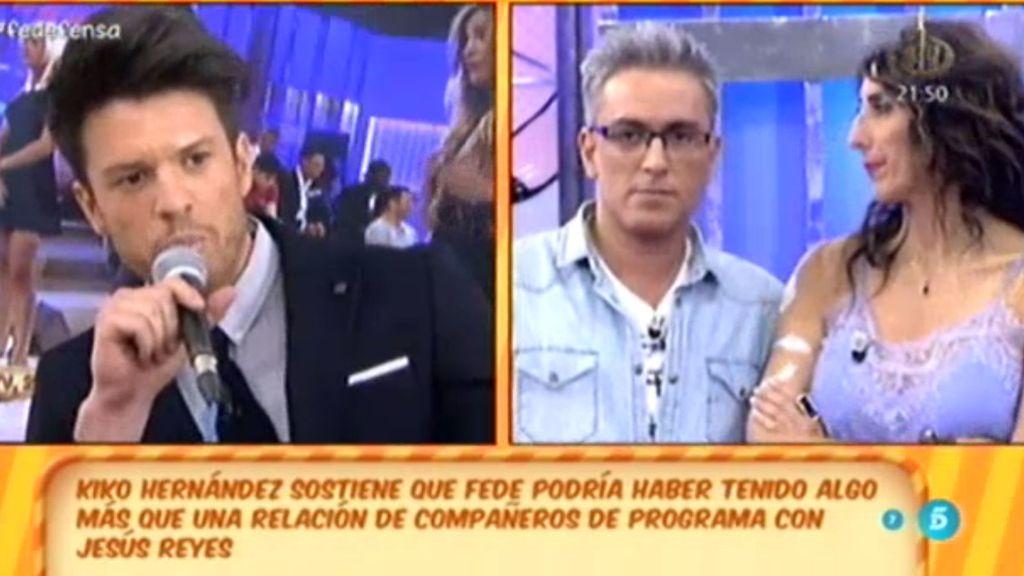"""Fede: """"La injusticia más grande tiene nombre y apellido: Kiko Hernández"""""""