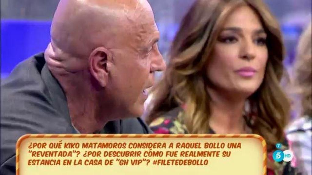 """Matamoros responde a Raquel Bollo: """"Yo sé lo que sentí cuando abracé a mi hija"""""""