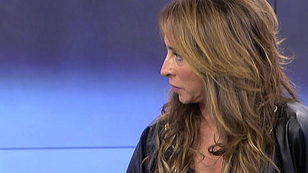 """María Patiño: """"Isabel Pantoja no va  a solicitar la visita de Raquel Bollo"""""""