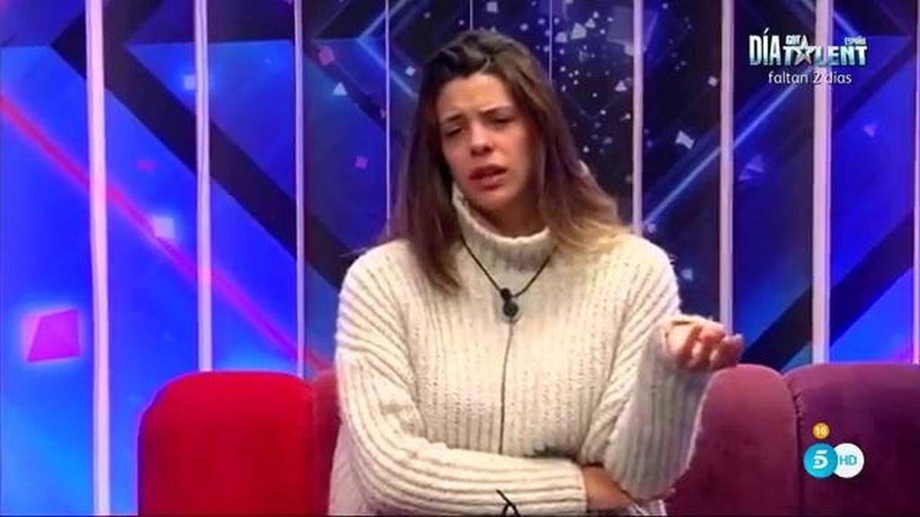 """Laura Matamoros amenaza con abandonar 'GH VIP': """"No aguanto más"""""""