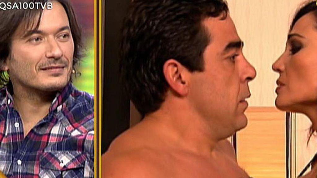 """Alberto Caballero, creador de 'LQSA': """"Amador nos pide salir desnudo"""""""