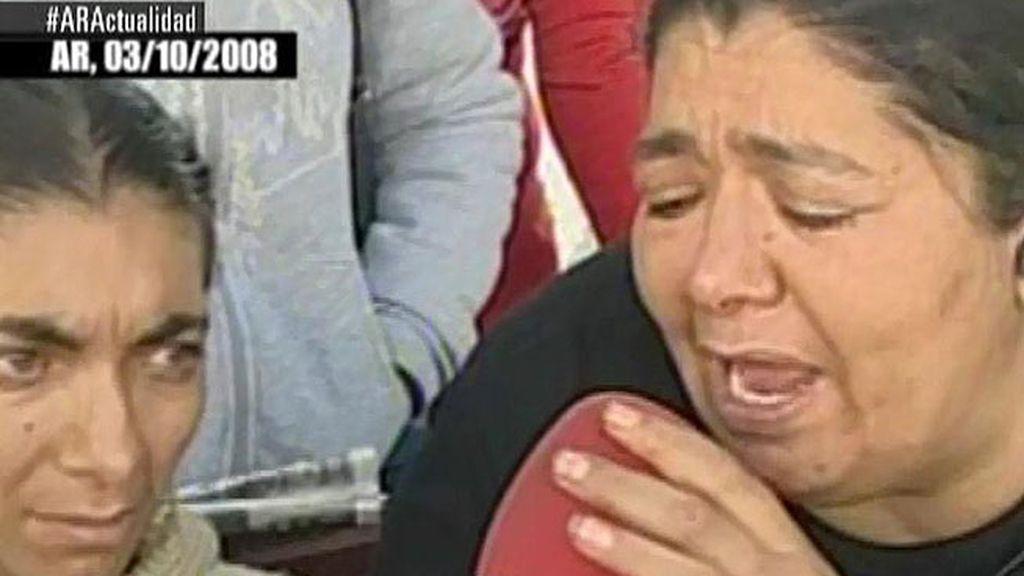La familia de los niños desaparecidos en Jaén pedía en 'AR' que se los devolvieran en 2008