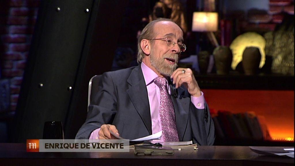 """Enrique de Vicente: """"En todas las misiones de la Luna ha habido anomalías diversas"""""""