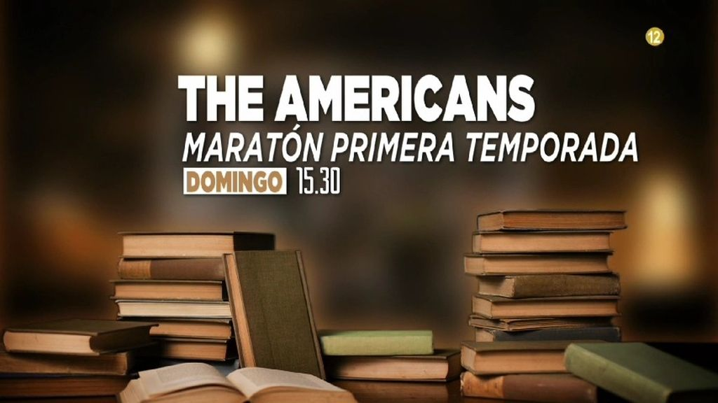 Maratón de la primera temporada completa de 'The Americans', el domingo en Be Mad