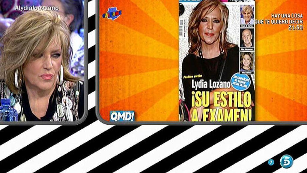 Matamoros, Mila y Chelo critican sin piedad el estilo de Lydia Lozano, en 'QMD!'