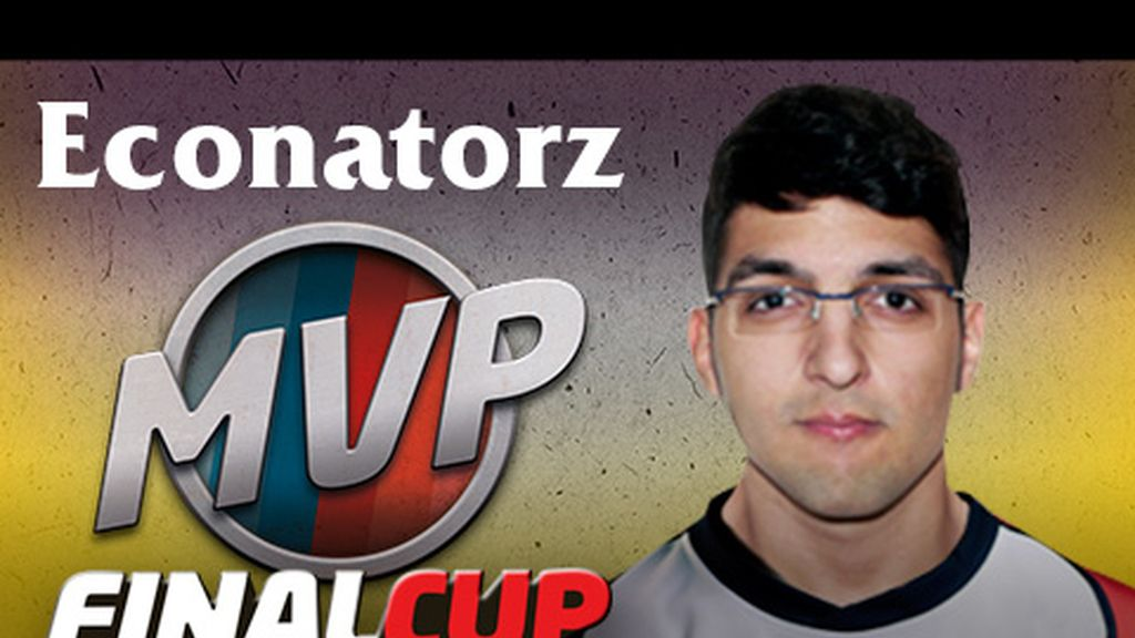 Econatorz es elegido MVP de la Final Cup 6 de League of Legends