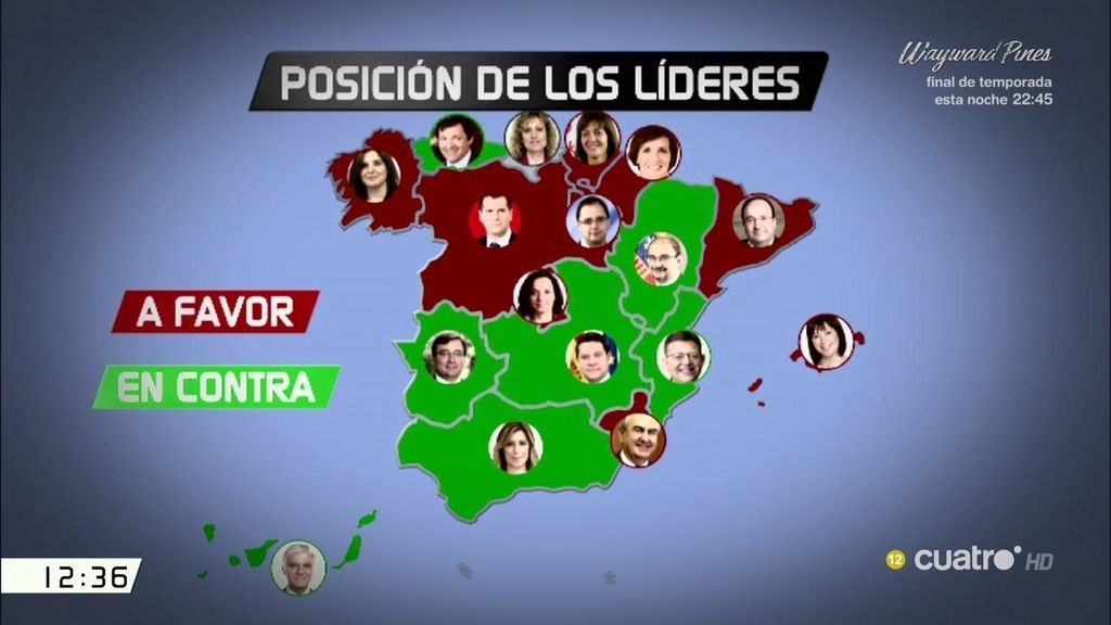 ¿Quién es quién en la 'batalla' del PSOE?