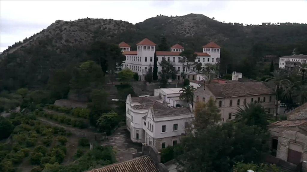 El enclave de Fontilles, la última leprosería de Europa Occidental