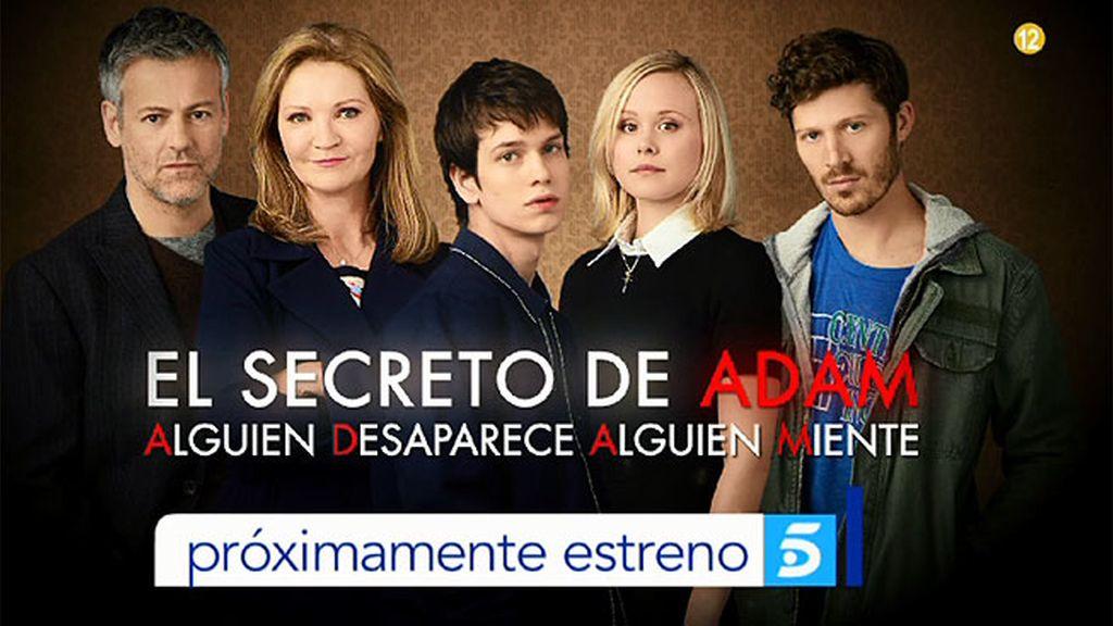 'El secreto de Adam', estreno próximamente
