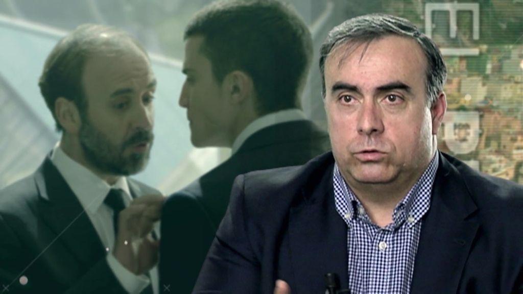 """J. Carlos Galindo, sobre el blanqueo: """"Si se hace bien, es imposible recuperar el dinero"""""""