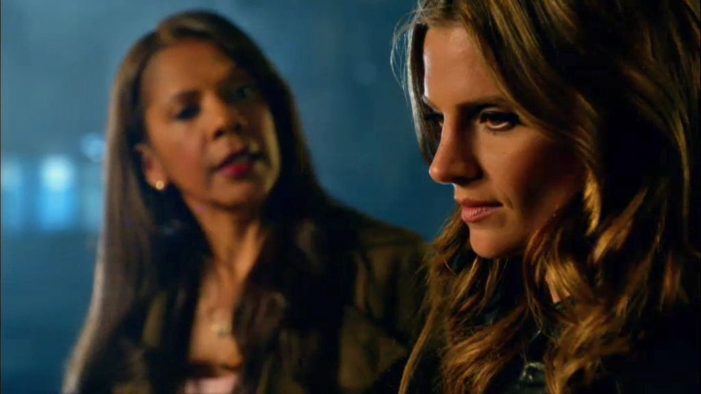 Beckett, principal sospechosa del asesinato de Simmons
