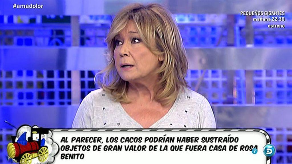 "Mila Ximénez, sobre la familia Mohedano: ""Son contenedores de titulares"""