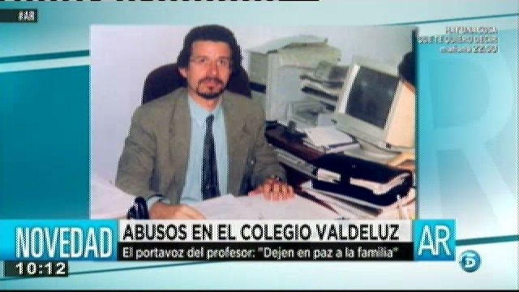 El portavoz de la familia de Andrés pide que dejen tranquila a la familia