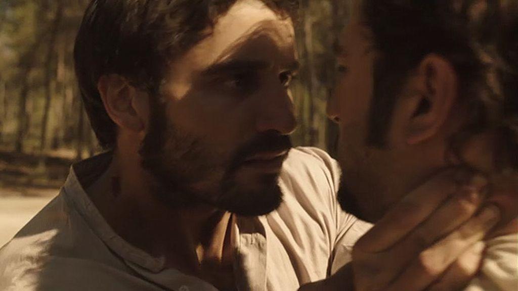 """César y Aníbal llegan a las manos: """"No me gusta cómo miras a mi mujer"""""""