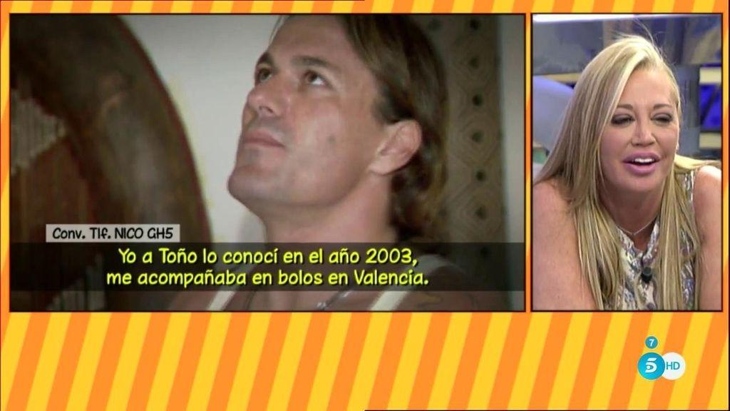 """Nico (GH 5), sobre Toño Sanchís: """"Sabía lo que iba a pasar con Belén"""""""