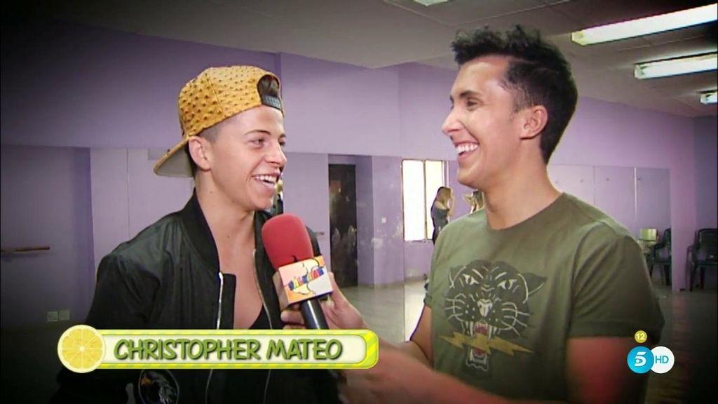 """Christopher Mateo, sobre Isa y Alejandro: """"No creo que haya boda"""""""