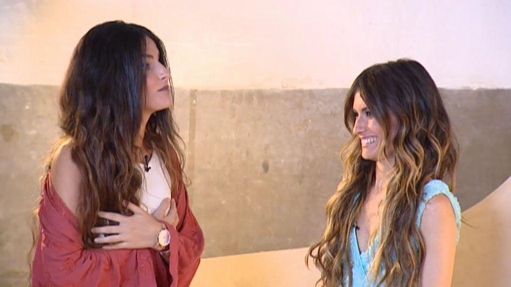"""Marta, nueva concursante: """"En estilo no hay nadie que aquí que me haga competencia"""""""