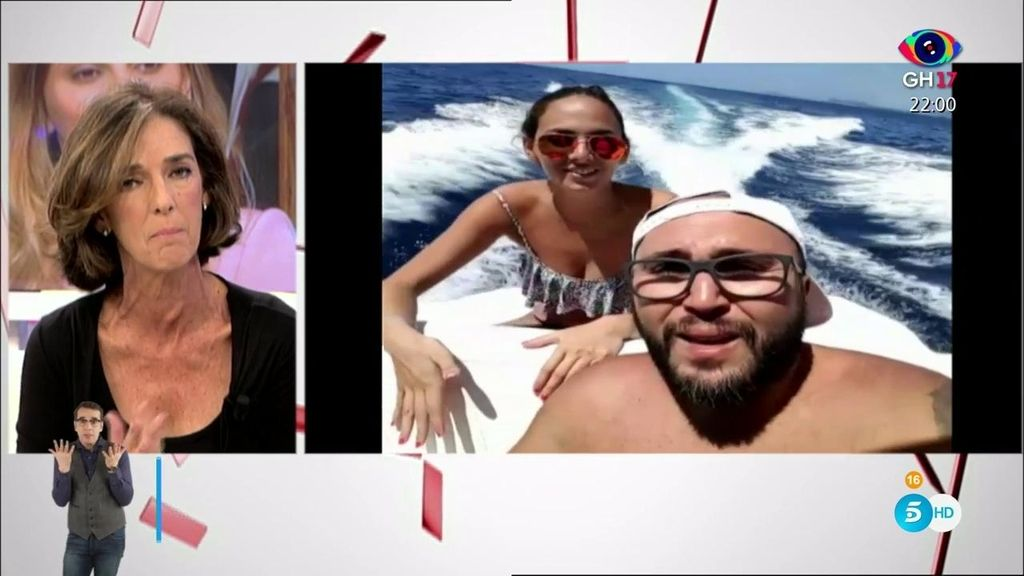 "Paloma G.Pelayo: ""Irene no habla precisamente bien de Isabel Pantoja"""