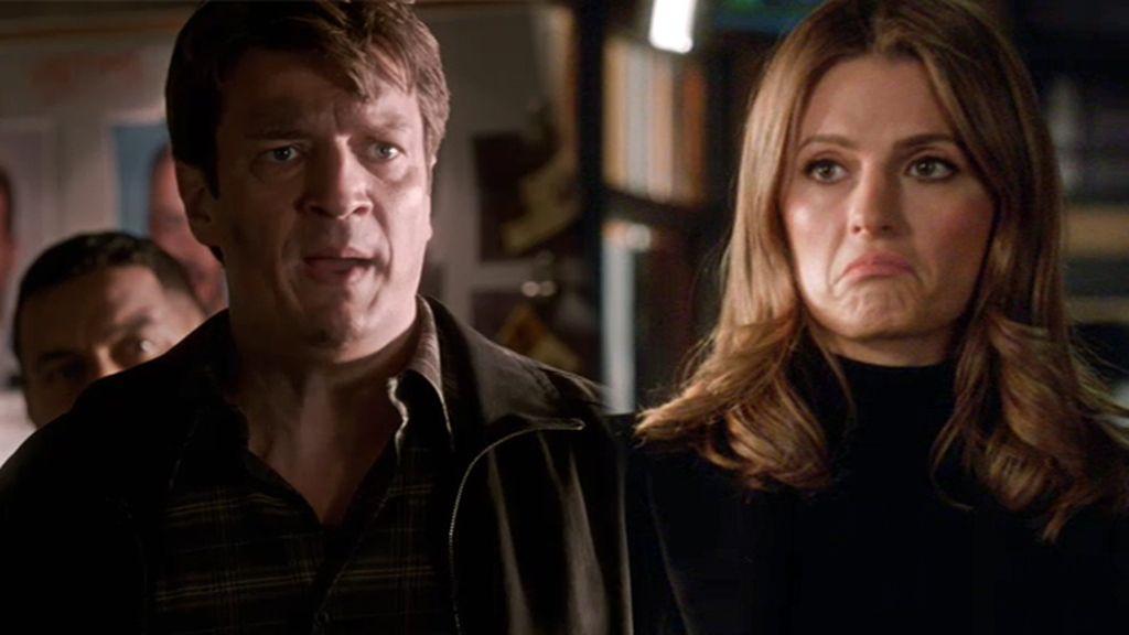 """Beckett no conoce a Castle: """"No había visto a este hombre en mi vida"""""""