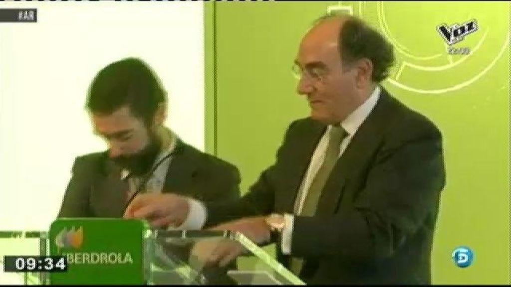 Iberdrola reduce las inversiones en España