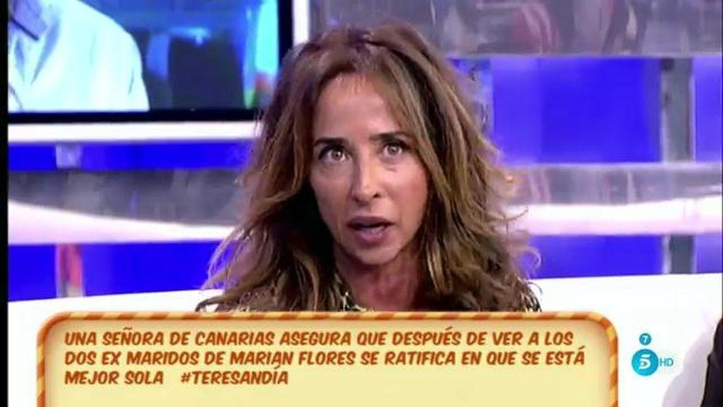 """María Patiño: """"Diego Matamoros comenzará a escribir las memorias de su madre"""""""