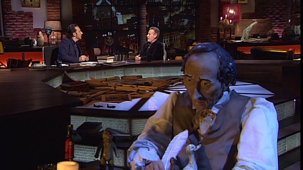 """Jesús Callejo: """"En un cuento de Andersen se ve su coqueteo con las ciencias ocultas"""""""