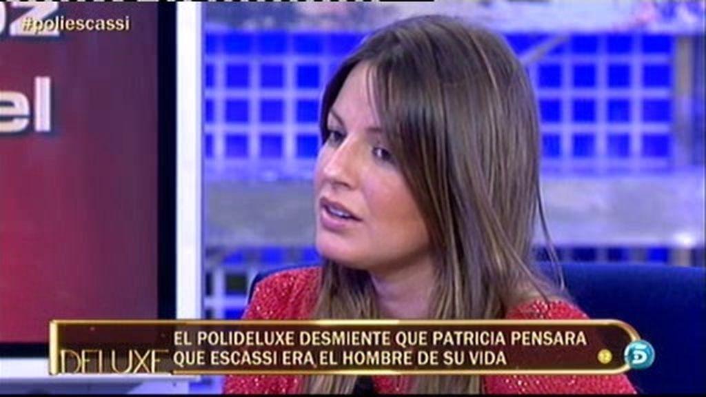 "Patricia: ""Álvaro necesita tener pareja para ocultar su verdadero comportamiento"""