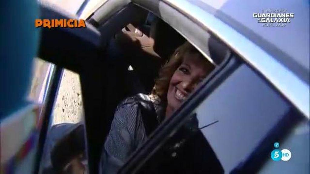 """Teresa Campos: """"Me hace ilusión que Rocío lleve mis pendientes"""""""
