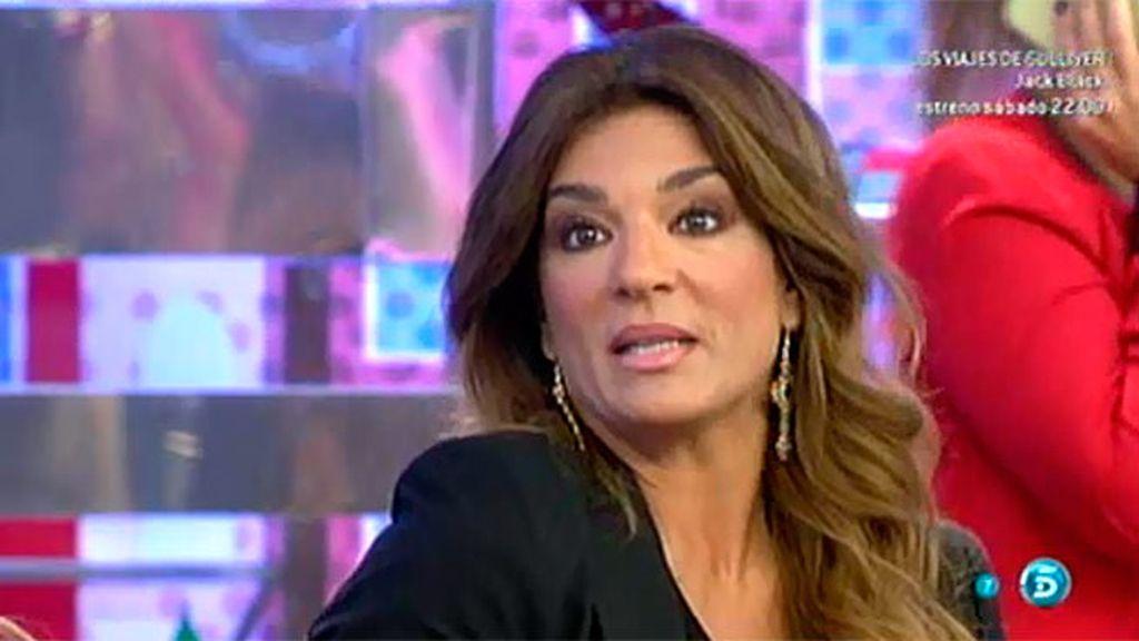 Raquel Bollo explica que los leones de la fiesta de Kiko Rivera estaban en jaulas