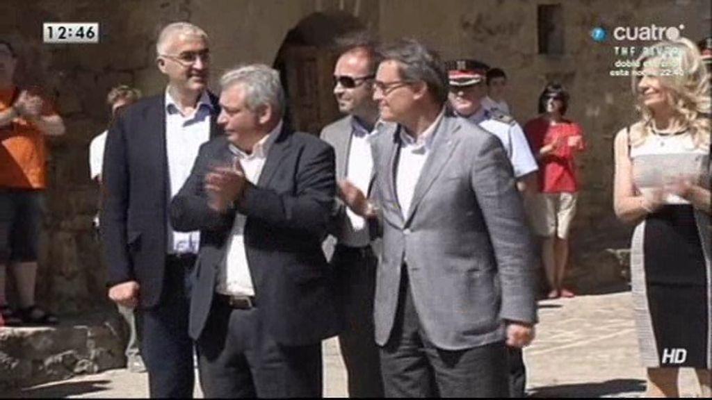 El escándalo Pujol podría salpicar a Artur Mas, Felip Puig y Ramón Espadaler
