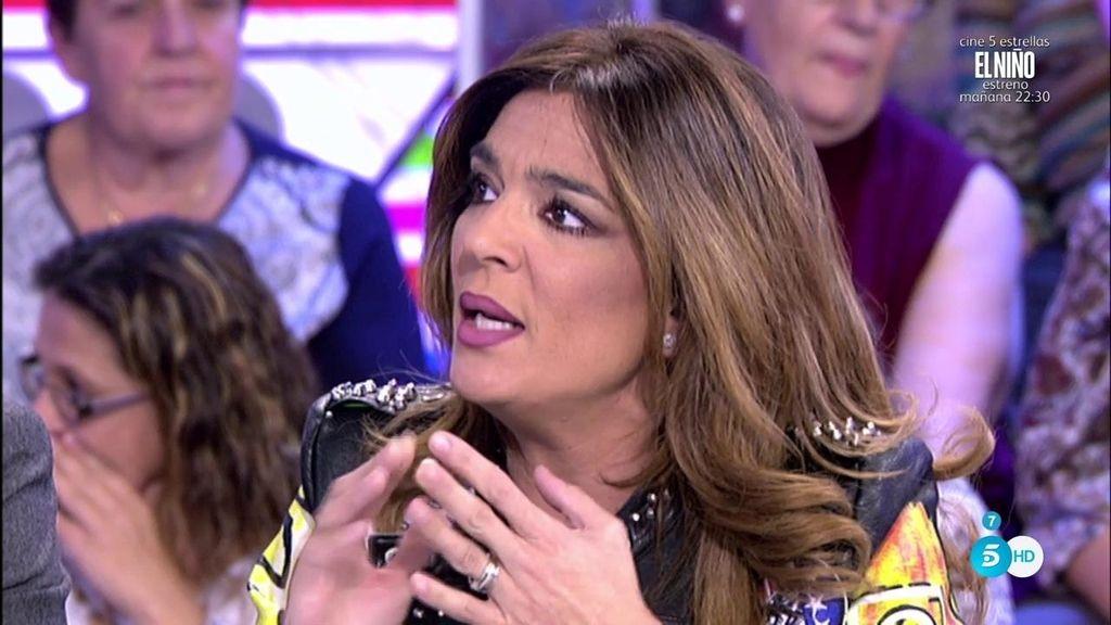 """Raquel Bollo, de Rafa Mora: """"El tiempo demostrará que yo no estoy mintiendo"""""""