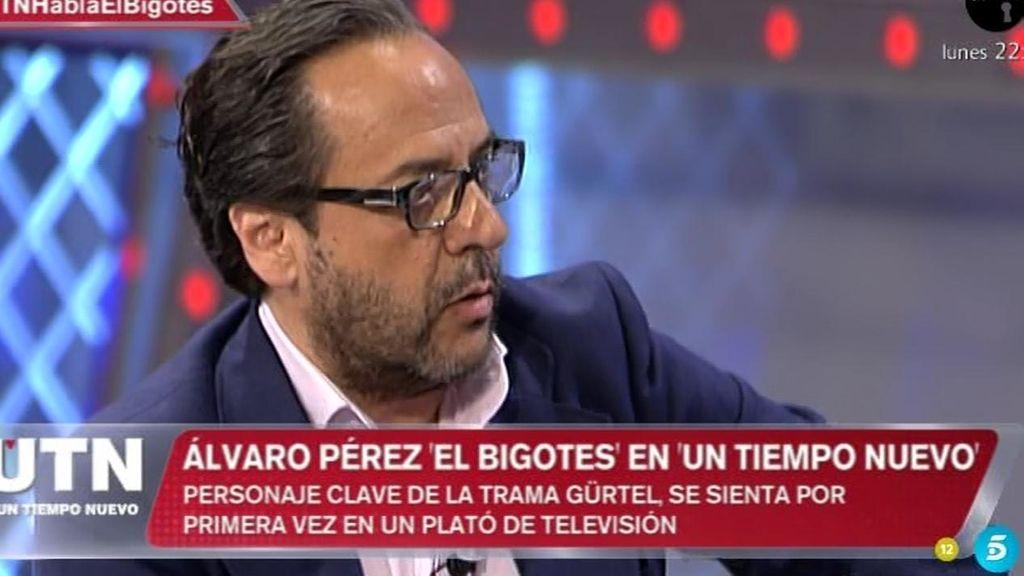 """""""Entré en el PP por Alejandro Agag y él me presentó a Correa, ahora no sé si estará vivo"""""""