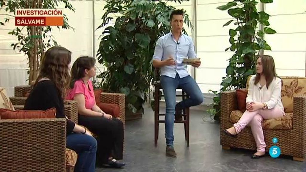 """Las presidentas de los club de fans de Matamoros, Mila y Terelu: """"Tienen carisma"""""""