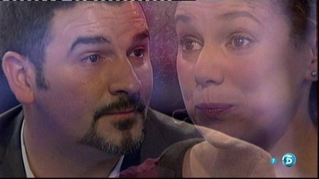 """Francisco, a su mujer: """"Me casaría mil veces contigo y tendría mil Martina"""""""
