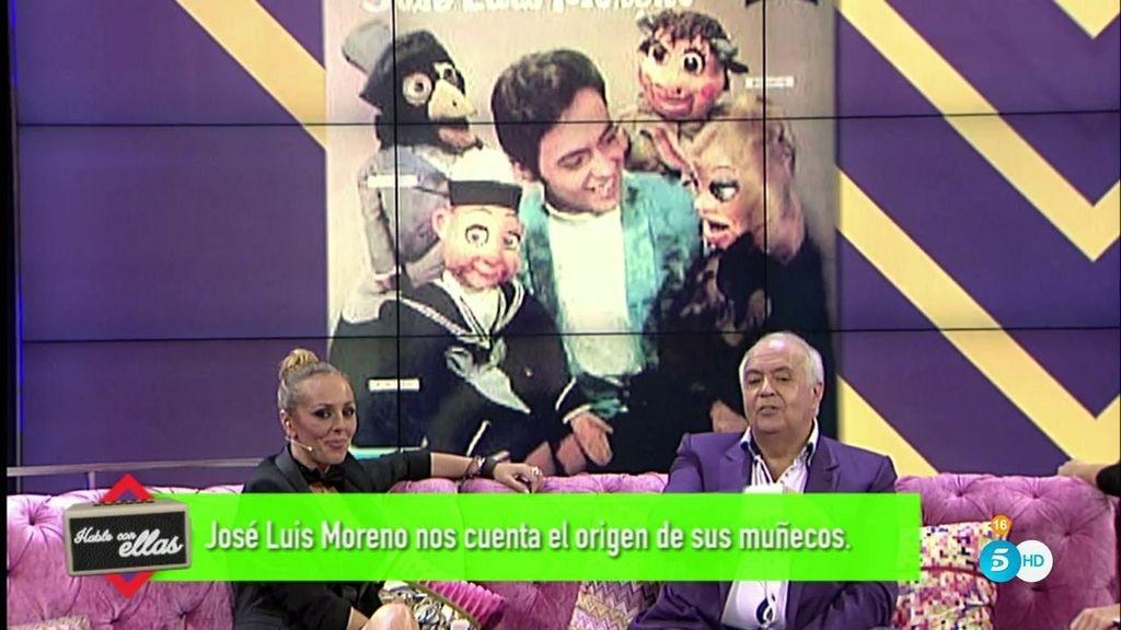 """José Luis Moreno: """"Me robaron mi primer Rockefeller y a Monchito"""""""