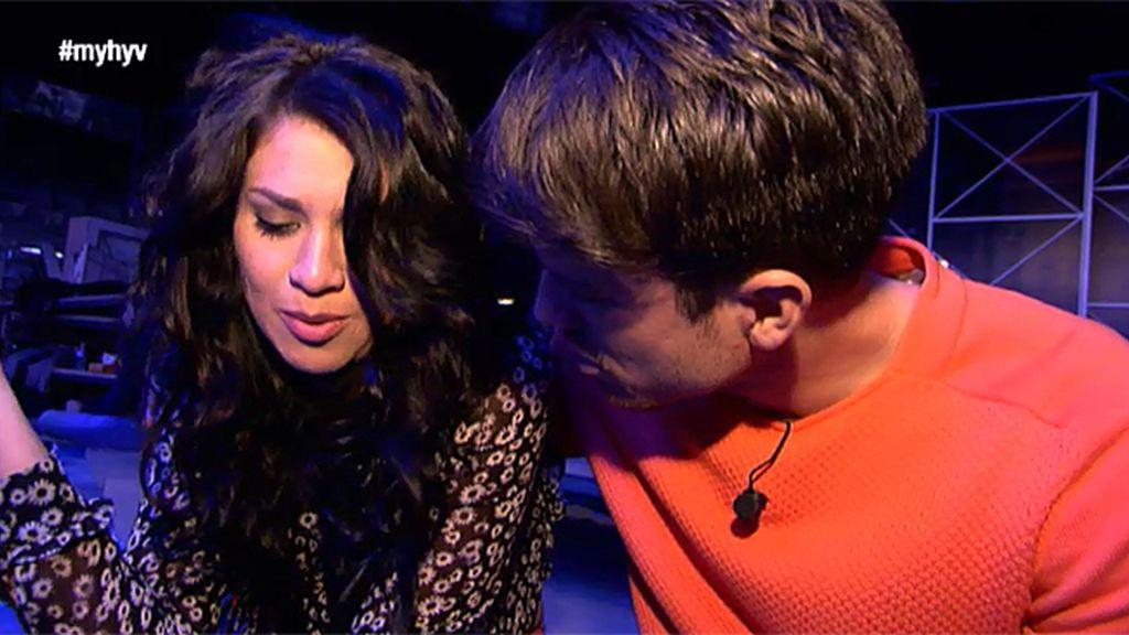 """Angie, a Fede: """"Yo quiero a un chico que me cuide y me haga sentir especial"""""""