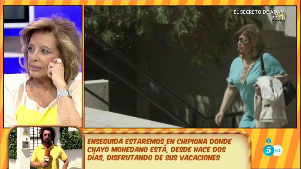 """María Teresa, sobre 'Las Campos': """"Lo mejor de todo es que me hace ilusión"""""""
