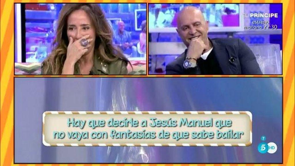 """Una telespectadora llama a María Patiño """"plasmática total"""""""