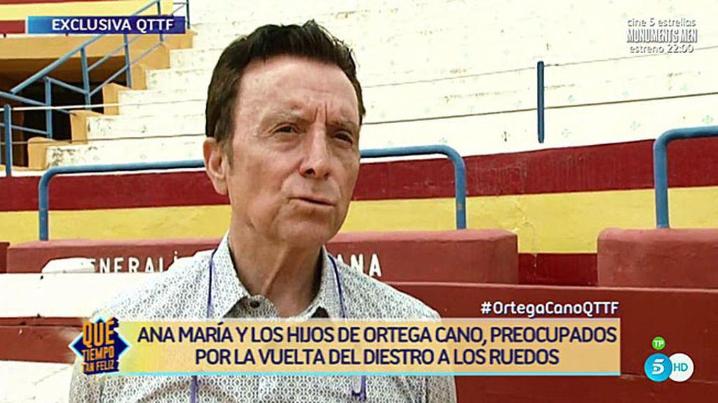 """José Ortega Cano: """"Ana María no es celosa, entiende que aún recuerde a Rocío"""""""