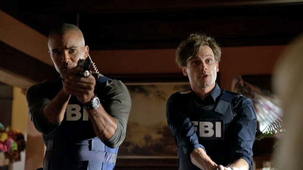 Morgan y Reid localizan al estrangulador de Boston