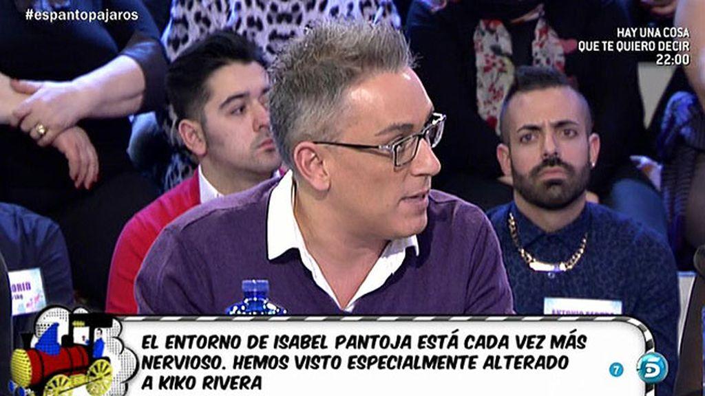 """Kiko: """"Agustín y Dña. Ana se mudarán a un piso de Sevilla cerca de la cárcel"""""""