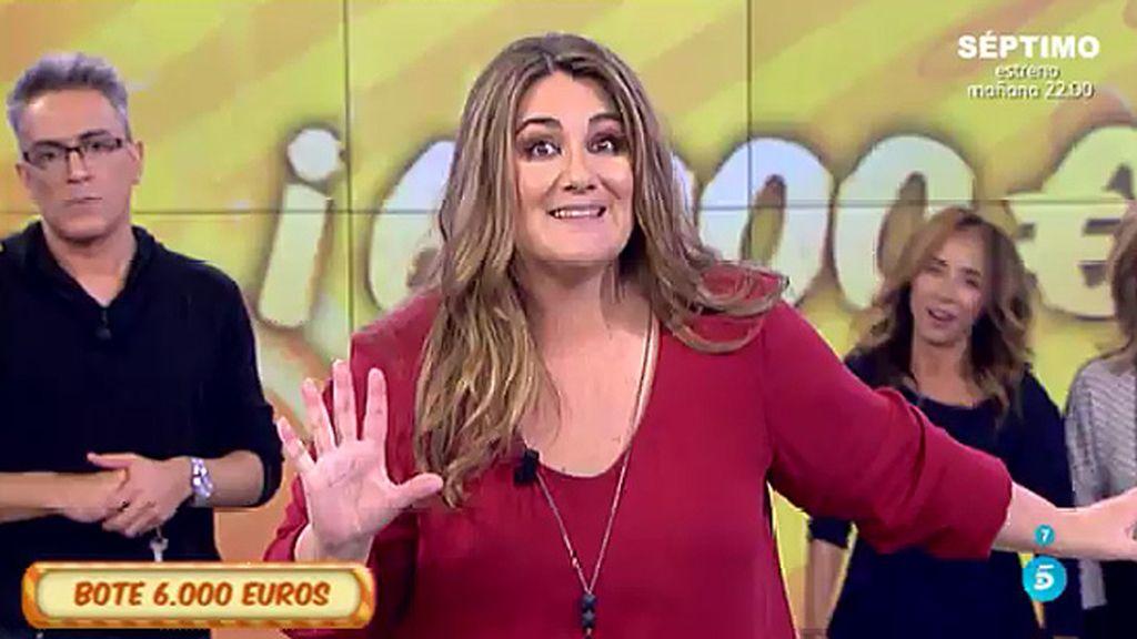 """Carlota Corredera: """"Gracias por haberme acompañado los viernes de octubre"""""""