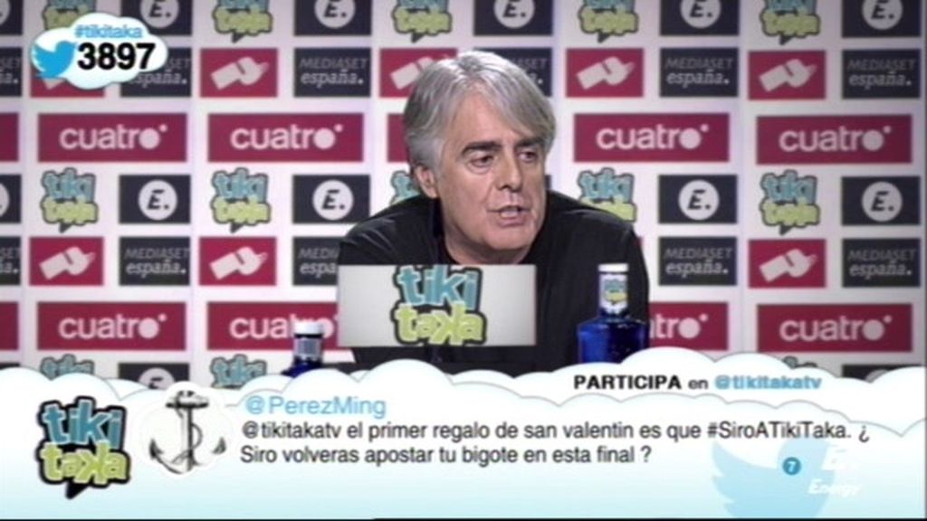 """Siro López: """"No se puede decir que no haya ido de cara con la gente"""""""